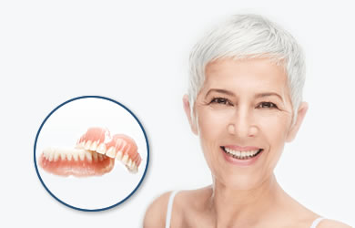 Denture Treatments At Maxident Clinic